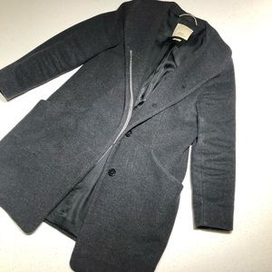 Wilfred Cocoon Wool Cashmere Coat